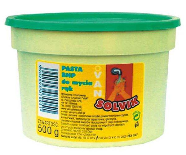 pasta solwik bhp 500 ml
