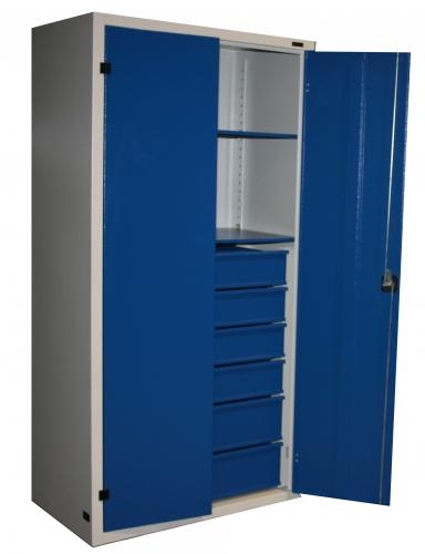 S/N/09 –  szafa narzędziowa na obciążenie szuflad 100 kg